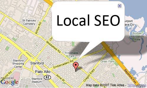 Local SEO Google Map