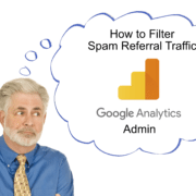 Google Analytics Spam Refferal
