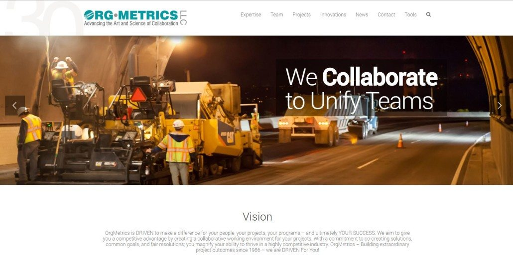 Website Launches: Org Metrics - Extima